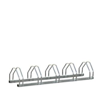 Cycle rack, 5 bikes, 250x1320x330 mm