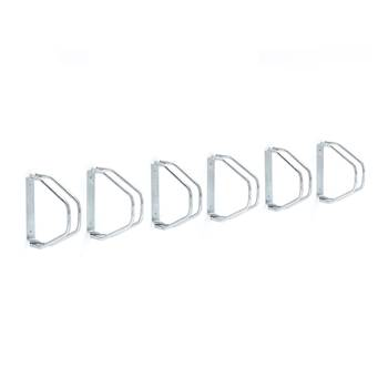 Bike holders (pack of 6)