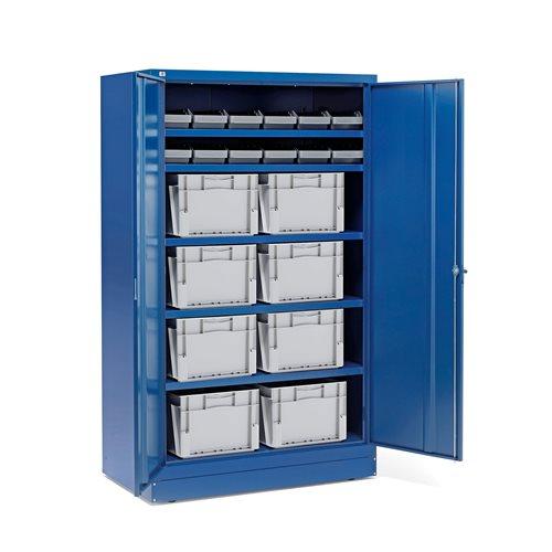 Laatikkokaappi, 1900x1150x635 mm, 20 laatikkoa