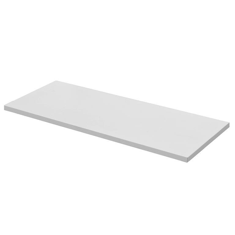 Extra shelf grey + hooks