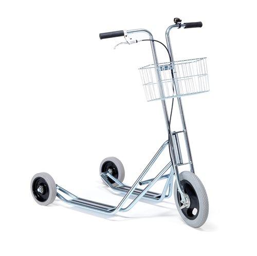 Sparkesykkel med tre hjul