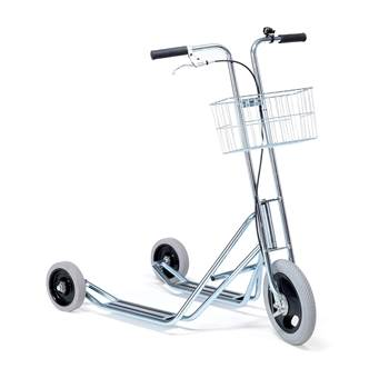 Sparkcykel med tre hjul
