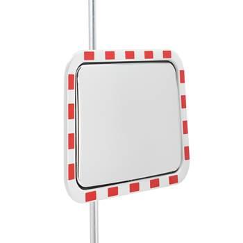 Industrispeil, trafikkspeil, 800x600 mm, akryl