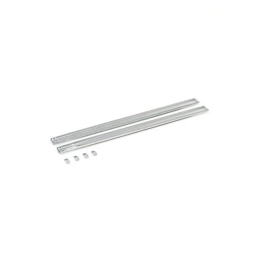 Bærebjelke, 2 pk til dekkreol 900 mm