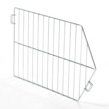 Dividers for wire storage/display baskets: 3 pcs
