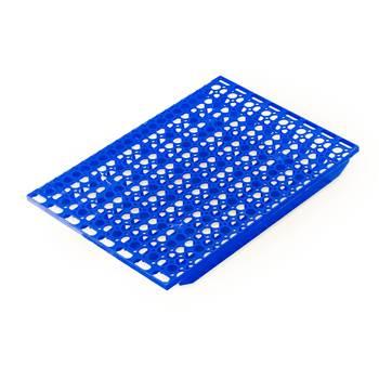 Dodatkowa półka w kolorze niebieskim, 1200x500mm