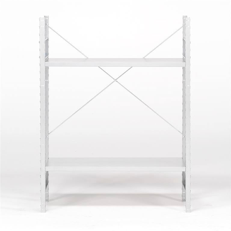 Varastohylly Connect, perusosa, 1300x960x300 mm, galvanoitu