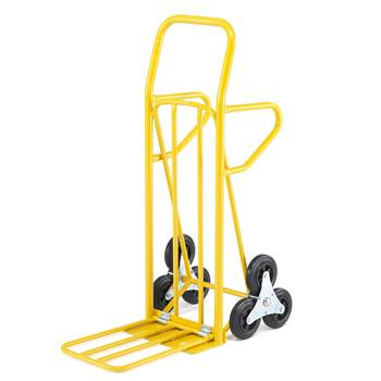 Stair climbing sack truck, 200 kg load