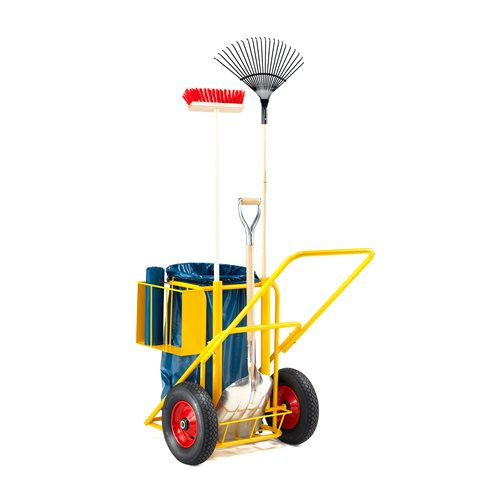 Cleaner's cart