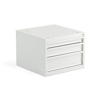 Bench drawer unit