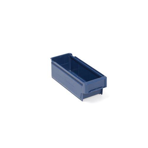 Hyllylaatikko, 300x115x100 mm, sininen