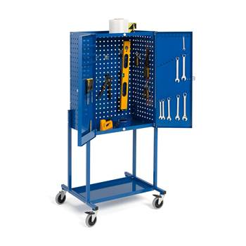 Tool trolley, 1500x600x400 mm