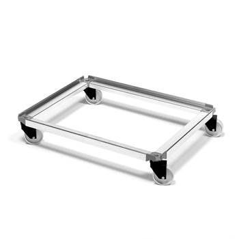 Tralla, 300x400 mm, aluminium