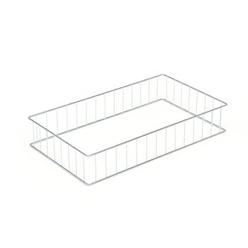 Wire enclosure: L850 x 500mm