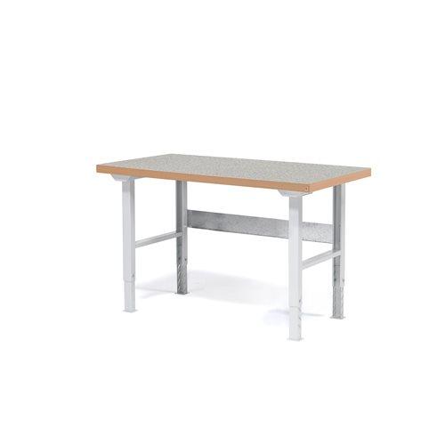 Stół warsztatowy o długości 1500 mm, Winyl