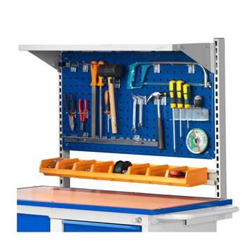 Komplett verktygspanel