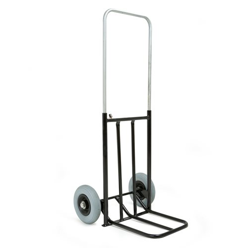 Folding sack truck: puncture proof: 75 kg