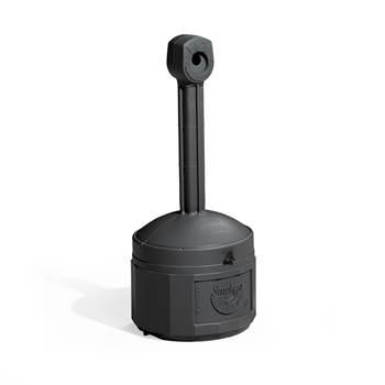 Askebeger, frittstående, høyde: 980 mm, svart
