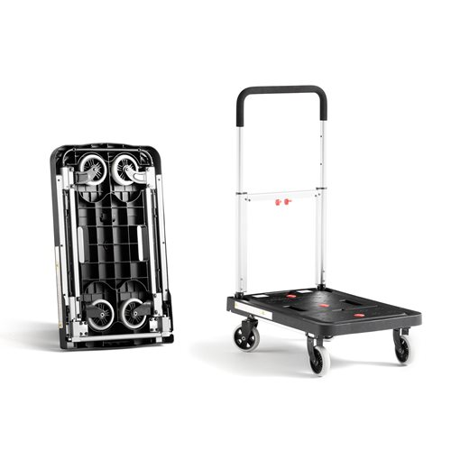 Folding platform trolley: 150kg