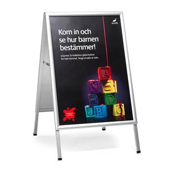 Stojak Reklamowy, Potykacz, Plakat 70 x 100
