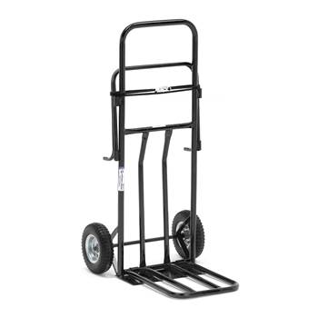 3-in-1 refuse sack trolley, 100 kg load
