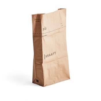 Reinforced paper sack, 50-pack, 125 L