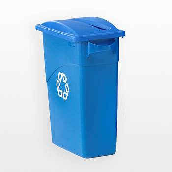 Paper recycling container: 60 L