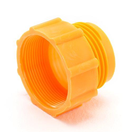 Pomarańczowy, Tri-Sure adapter do beczek