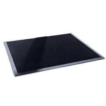Entrématta, 1800x900 mm, svart