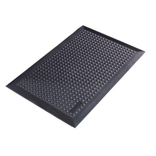 ESD-matto, 900x600 mm, musta