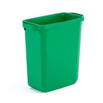 Odpadkový kôš 60l zelený