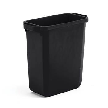 Odpadkový kôš 60l čierny