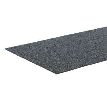 Tvinn entrance mat, full roll, w/o rubber underside, 1200x6000 mm, grey