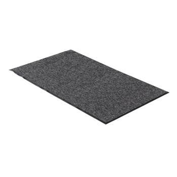 Entrématta, 1500x900 mm, grå