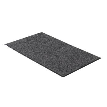 Skrap entrance mat, 1800x1200 mm, grey