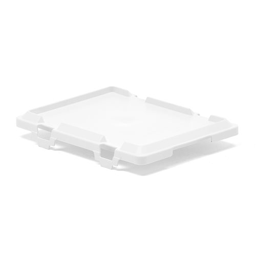 Lid for recycling containers