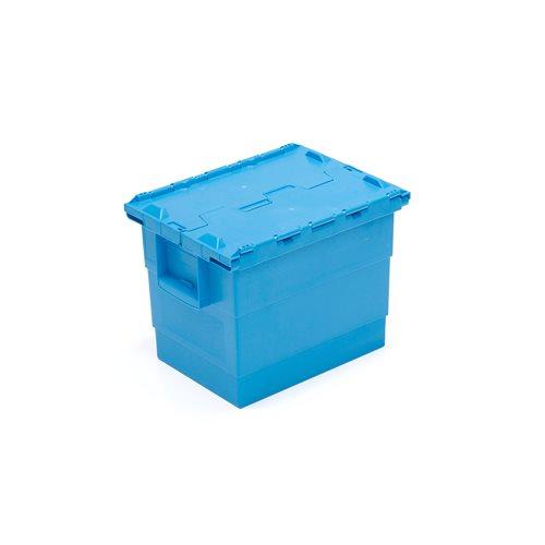 Pojemniki plastikowe o poj. 25l - 300x300x400mm