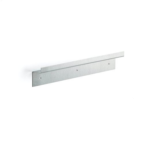 Wall bracket for 1 x 60L refuse container
