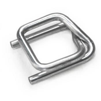 Metal buckle, 1000-pack, max. 16 mm band