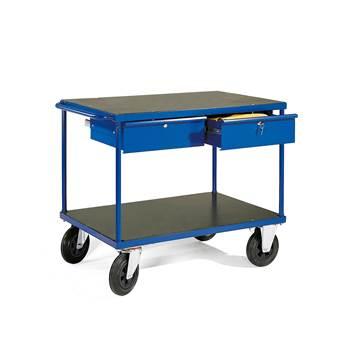 Workshop trolley: 1000x700x870mm