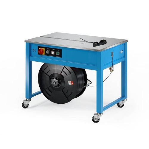 Semi-automatic banding unit
