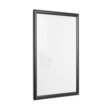 Poster frame, poster, 700x1000 mm, black