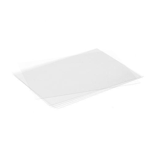 5-pak dodatkowej ochrony plastikowej, Plakat 50 x 70