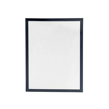 Self-adhesive magnet frame, A3 pack of 2, black
