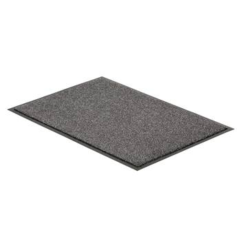 Super absorbent entrance mat, 900x1500 mm, grey