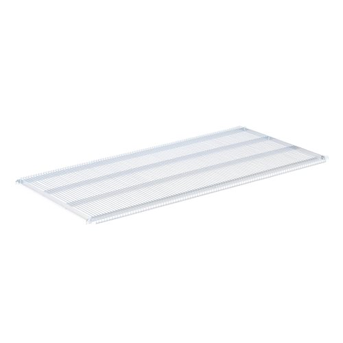 Shelf without edging: L1250 x W600mm