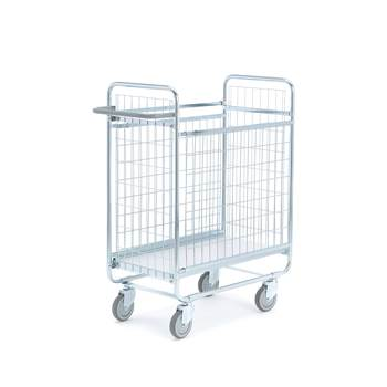 Parcel trolley: L 930 mm