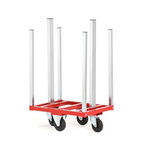 Pallet frame trolley: 300kg