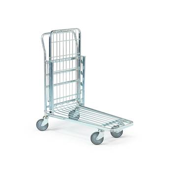 """Variation"" store trolley"