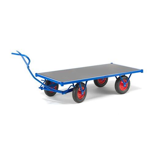 """Vaktis"" heavy duty trolley: 1500kg"